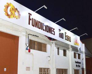 Fundiciones Río Ebro - Empresa